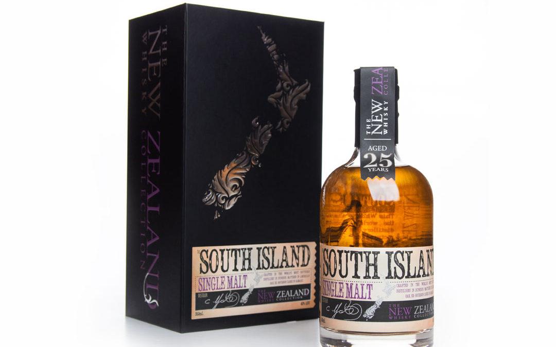 South Island Single Malt 25YO