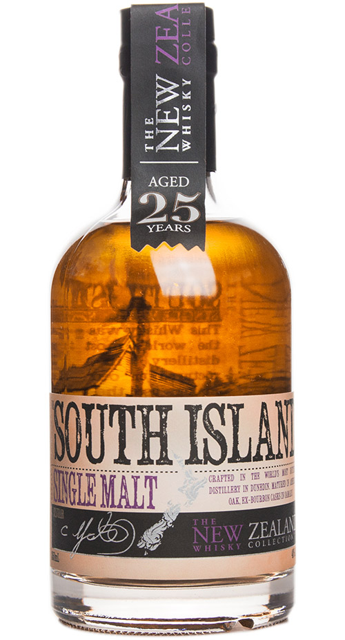 The New Zealand Whisky Collection South Island Single Malt