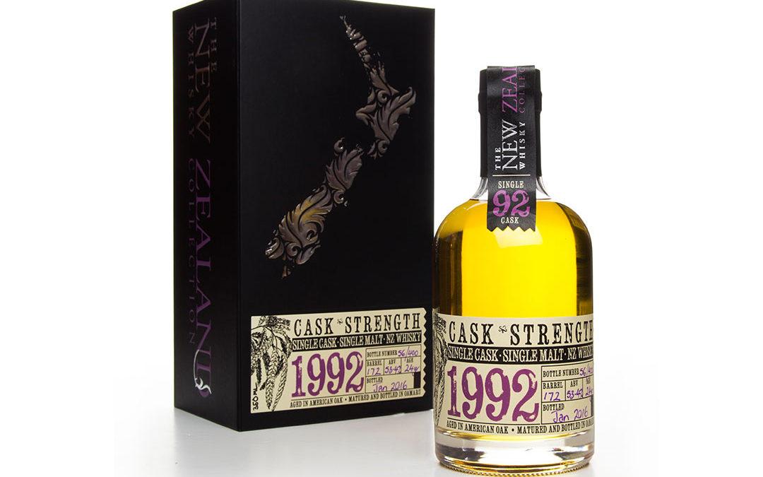 1992 Cask Strength