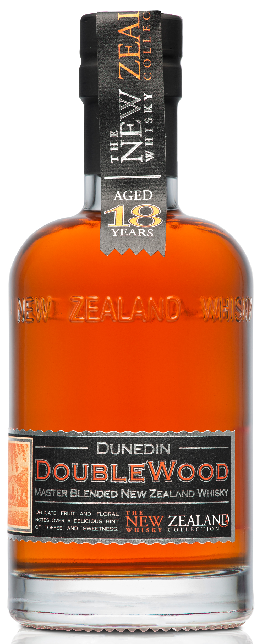 The New Zealand Whisky Collection Dunedin DoubleWood