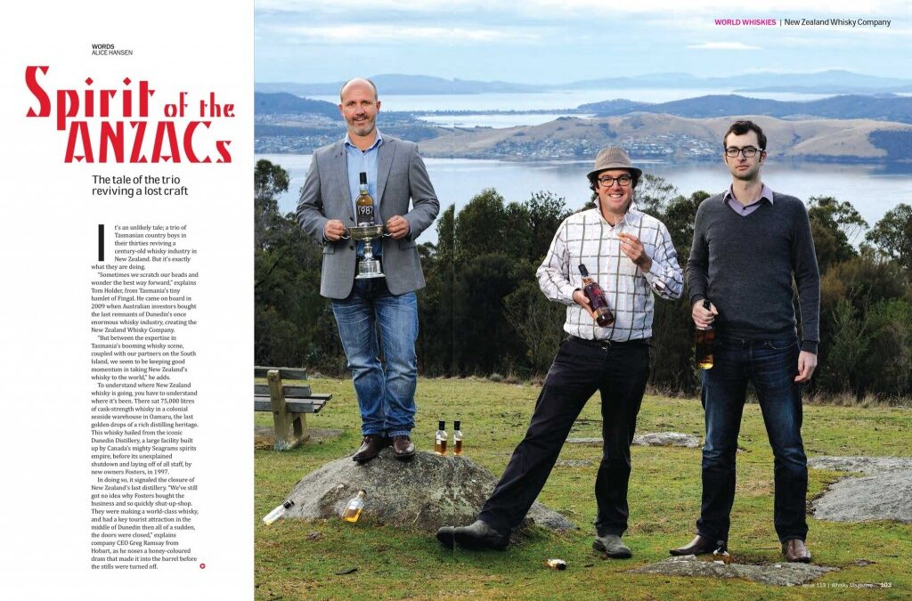 Spirit of the Anzacs – Whisky Mag